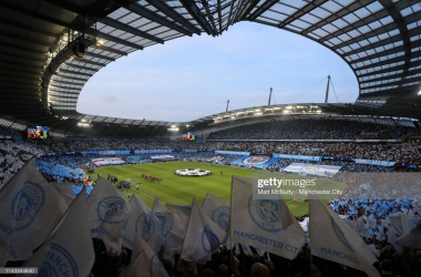 (Photo by Matt McNulty - Manchester City/Manchester City FC via Getty Images)
