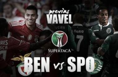 Benfica x Sporting: As equações tácticas nas novas eras de Vitória e Jesus
