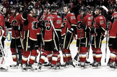 The Calgary Flames are a team in need of consistency. (Photo: Daily Hive)