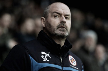 Reading have sacked manager Steve Clarke after defeat to QPR - image via skysports.com