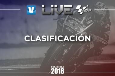 Resumen del la clasificación del GP de la República Checa 2018 de MotoGP