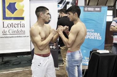 Clavero y Córdoba irán por el Sudamericano Ligero (Foto: Al Toque Deportes)