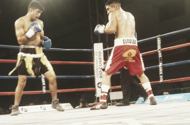 Clavero ahora es campeón sudamericano en la categoría ligero (Foto: A la Vera del Ring)
