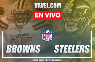 Resumen y touchdowns: Cleveland Browns 13-20 Pittsburgh Steelers en NFL 2019