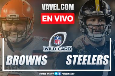 Resumen y Touchdowns del Cleveland Browns 48-37 Pittsburgh Steeleres en Playoff NFL 2021