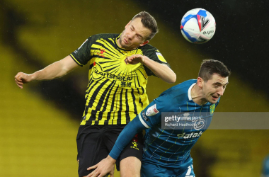 Watford 1-0 Norwich City: New boss Munoz starts with a win as Hornets beat Canaries