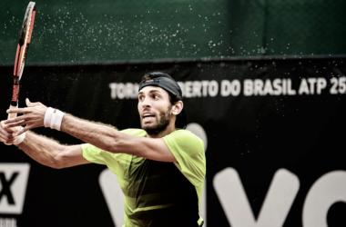 Em confronto brasileiro, Clezar supera Sorgi na Colômbia/ Foto: ATP/ Divulgação