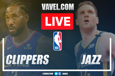 Clippers vs Jazz: LIVE Stream and Score in Game 2 Playoffs NBA