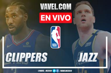 Resumen del Clippers 111-117 Jazz en Juego 2 Playoffs NBA 2021
