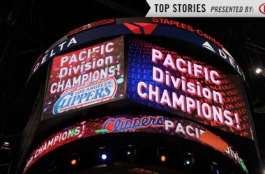 Los Angeles Clippers vence Lakers e é campeão da Divisão do Pacifico pela primeira vez