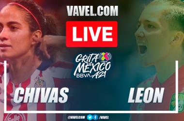 Chivas Women vs León Women: Live Stream, Score Updates and How to Watch Liga MX Femenil Match