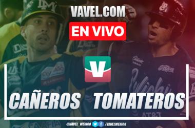 Resumen y Carreras: Cañeros de Los Mochis (4-3) Tomateros Culiacán en Juego 2 LMP Semifinal 2020