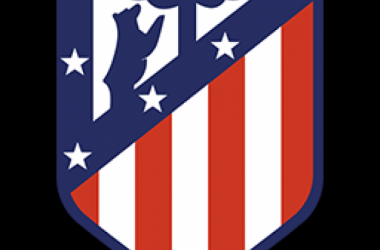 Le nouvel écusson de l'Atlético de Madrid pour la saison 2017/2018.
