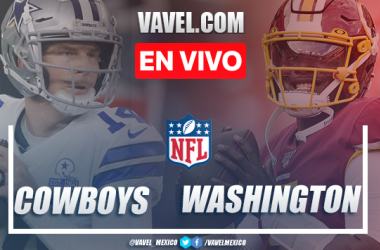 Touchdowns y Resumen del Cowboys 3-25 Washington en la semana 7 de la NFL 2020