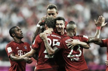 Bayern Múnich - RB Leipzig: duelo por el liderato en Múnich