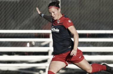 Christine Nairn will no longer be a Washington Spirit player | Source: nwslsoccer.com