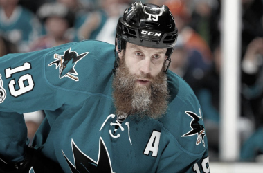 Joe Thornton | Fuente: NHL.com