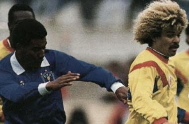 Colombia ya le ganó a Brasil en una Copa América, ¡y fue en Chile!