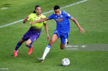 Colchester United 1-0 Exeter City: Cohen Bramall freekick puts Colchester in play-off driving seat