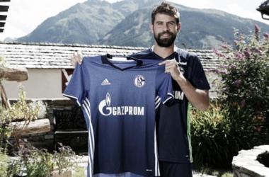 Coke, fichaje estrella del Schalke