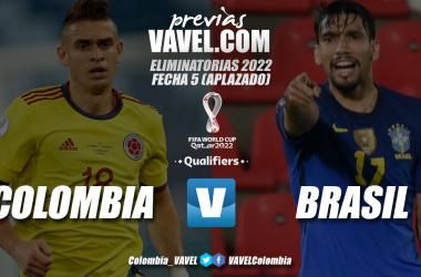 Previa Colombia vs Brasil: ¡Partidazo en el 'Metro'!