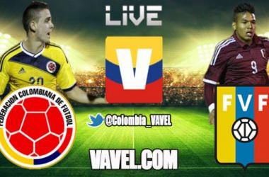 Resultado Colombia - Venezuela (1-0)