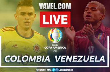 Highlights: Colombia 0-0 Venezuela in Copa America 2021
