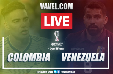 Resumen: Colombia vs Venezuela (3-0) por Eliminatorias 2022