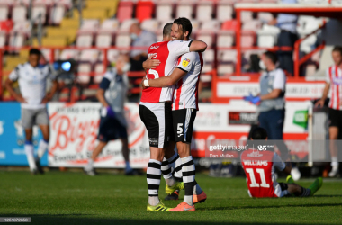 Exeter City 3-1 Colchester United: Bowman's extra-time strike sends the Grecians to Wembley