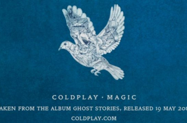 Imagen del vídeo 'Magic (Official audio)' de Coldplay. (Foto: coldplay.com).