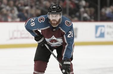 Ian Cole con los Avalanche | NHL.com