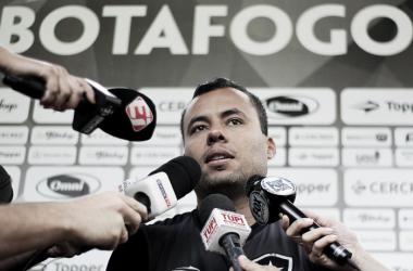 """Jair Ventura lamenta derrota para Palmeiras, mas garante empenho: """"Vamos lutar até o final"""""""