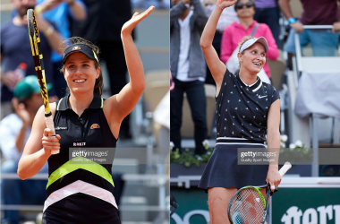 Konta and Vondrousova came into Paris in good form, and have continued that this tournament (Getty Images/Quality Sport Images)