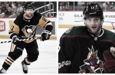 Kessel y Galchenyuk seran piezas claves en nuevos lugares - NHL.com