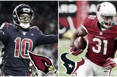DeAndre Hopkins a Cardinals y David Johnson a Texans acaparan la atención en los intercambios de la NFL