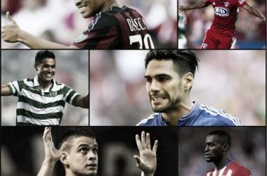 Selección Colombia: seis delanteros para dos puestos