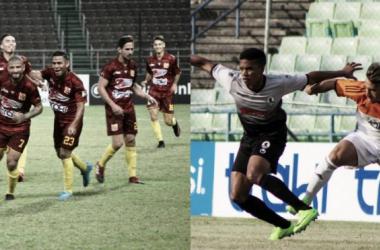 FOTOS: DEPORTIVO ANZOÁTEGUI // ZAMORA FC