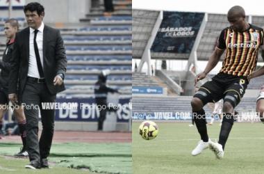 Dos de los líderes del equipo hablaron al final del juego en Puebla | Foto: Rodrigo Peña / VAVEL