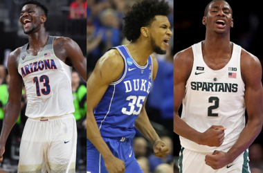 NBA Mock Draft 2.0
