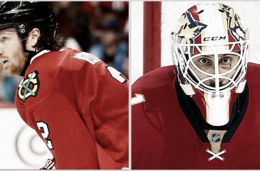 Keith y Luongo: los nuevos miembros del club - NHL.com