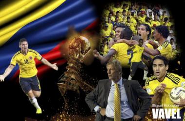 A Colômbia foi segunda na fase de apuramento, atrás da Argentina.