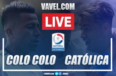 Goals and Highlights: Colo Colo 0-2 Universidad Católica, 2020 Torneo Nacional