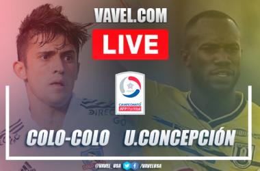 Goal and Highlights: Colo Colo 1-0 U. de Concepcion in Chilean Relegation Game 2021