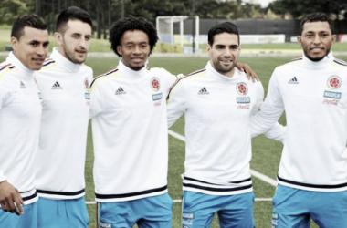 Colombia integra el grupo C de la Copa América junto con Brasil, Perú y Venezuela. (Foto: goal.com)