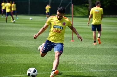 Colombia, Falcao pronto a guidare i suoi   www.twitter.com   (@FCFSeleccionCol)