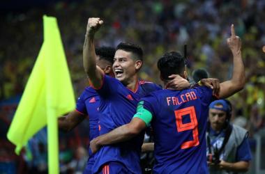 Colombia, ecco la risposta Mondiale   www.twitter.com (@FCBayern)