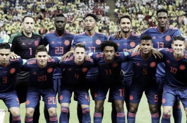 El XI colombiano llamado a hacer historia frente a Inglaterra | Foto: Mauricio Moreno, El Tiempo