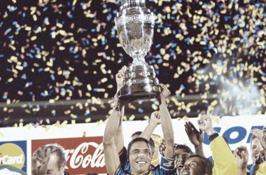 La vez que Colombia ganó la Copa América sin recibir goles