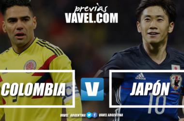 Previa Colombia - Japón | Foto: VAVEL