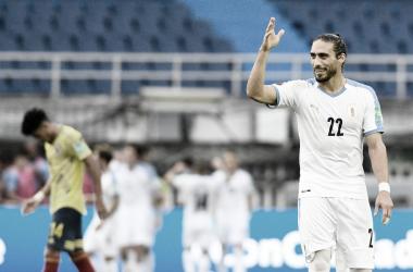 Colombia fue goleada por Uruguay en Barranquilla